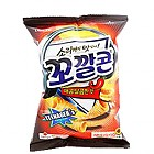 꼬깔콘매콤달콤한맛1500(롯데제과)
