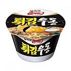 튀김우동큰사발(농심)