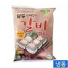냉동 [담두] 갈비만두1800