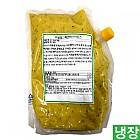한품소스-리얼홀그레인머스타드소스1kg
