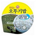 오)오뚜기밥 18입