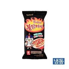 냉동 붉닭피자(삼양)