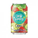 [해태]과일사이다-딸기키위